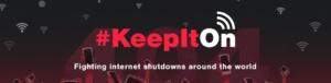 Participamos en la coalición liderada por Access Now contra el blackout de Internet en Bielorusia por la austriaca Telekom