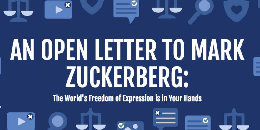 Xnet firma la Carta Abierta a Mark Zuckerberg