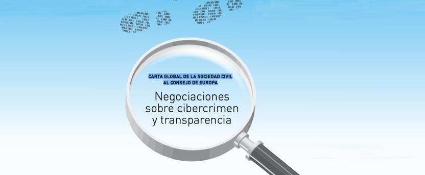 Xnet apoya la Carta global de la sociedad civil al Consejo de Europa: Negociaciones sobre cibercrimen y transparencia