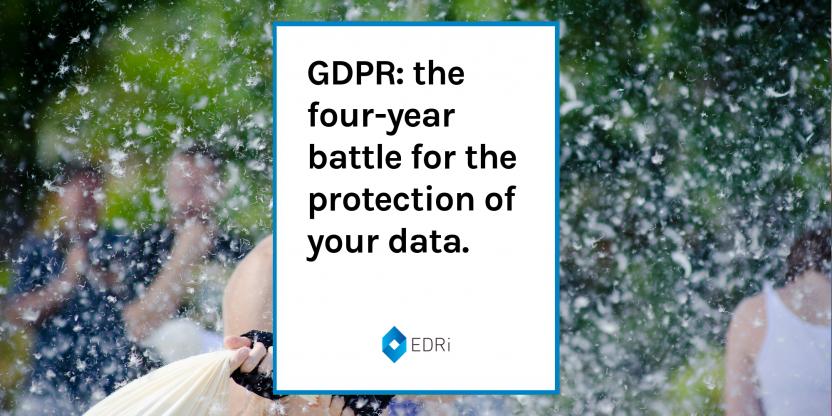 Xnet publica una guía para Reglamento Europeo de Protección de Datos