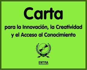 Charter for Innovation, Creativity and Access to Knowledge