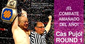 Pujol Case: A rigged First Round
