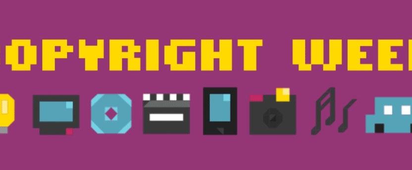 Xnet participa en la Copyright Week del 14 al 18 de enero
