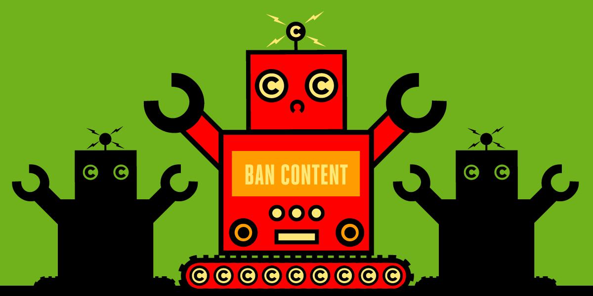 (Es) 5 razones por las que el filtrado de contenido obligatorio es económicamente una mala idea
