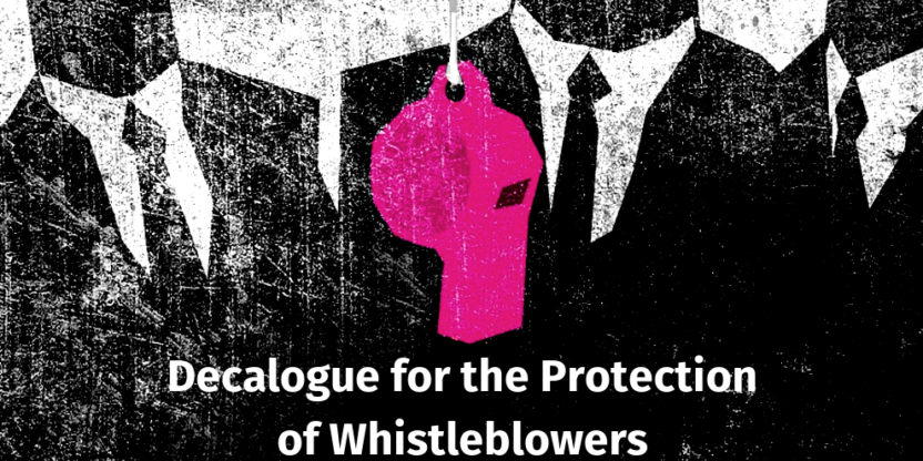 Decalogue for the Protection of Whistleblowers