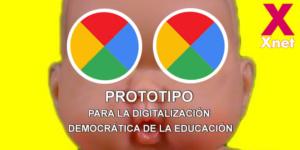 URGENTE – Listo en abril el prototipo para digitalizar los centros educativos sin usar Google o similares