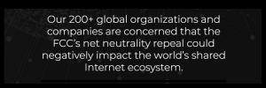 (Es) Xnet + 200 ONGs y compañías enviamos una carta a FCC en defensa global de la #netneutrality