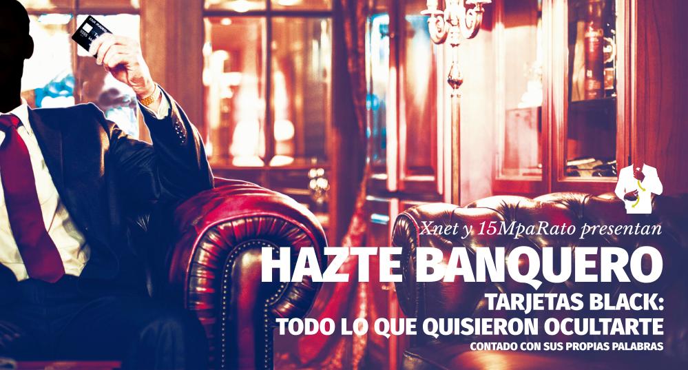 Hazte Banquero cartel Teatro Fernán Gómez