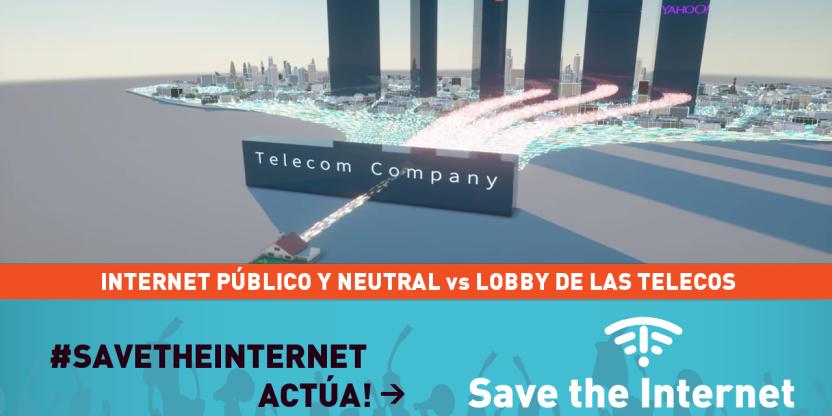 Última oportunidad: participa en la consulta por un Internet neutral y contraresta el lobby de las telecomunicaciones y su manifiesto 5G