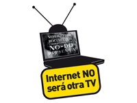 Internet no será otra TV