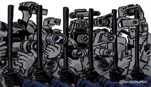 (Es) Legislaciones que coartan la libertad de expresión de acción y organización en el Estado español