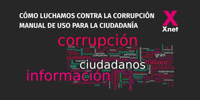 Manual de lucha contra la Corrupción: Buzón Xnet