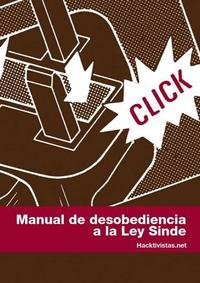 manual desobediencia ley sinde