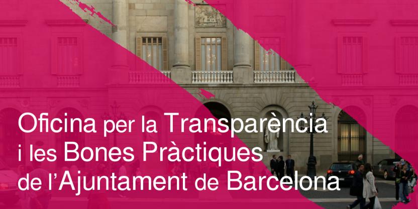 Oficina per la Transparència i les Bones Pràctiques de l'Ajuntament de Barcelona