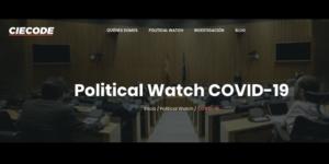 Inteligencia Artificial para vigilar el Congreso