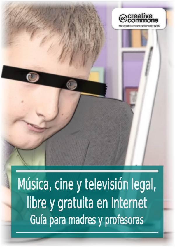 (Es) Hacktivistas publica y difunde masivamente una contra-Guía para el buen uso de Internet entre los jóvenes.