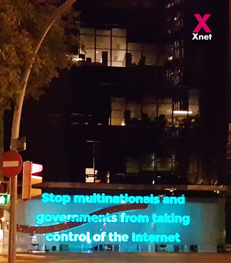 Stop multinationals and governments from taking control of the internet