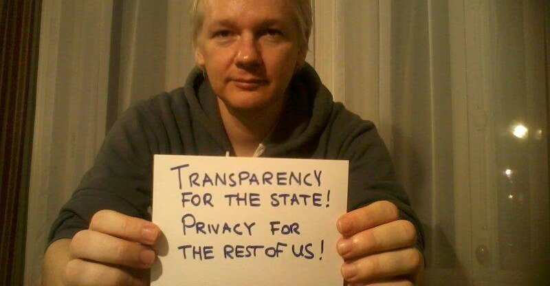 Transparency for the state, privacy for the rest of us