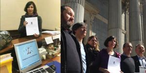 """(Es) Enmiendas a la """"Proposición de Ley Integral de Lucha contra la Corrupción y Protección de los Denunciantes"""""""