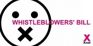 Rueda de prensa: Xnet registra en el Congreso la primera transposición de Ley de Alertadores de la UE