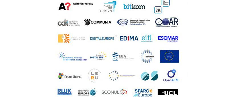 Xnet firma la carta abierta a los eurodiputados (JURI) reclamando un ecosistema de investigación europeo competitivo