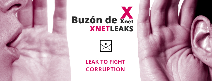 XnetLeaks. Anonymous mailbox for reporting corruption - XnetLeaks